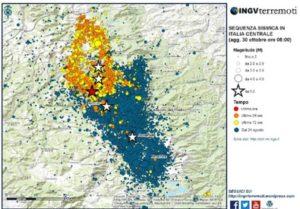 Terremoto fascia rossa
