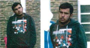 Terrorista siriano in Germania