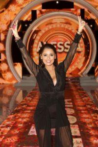 Grande Fratello Vip puntata finale del Grande Fratello Vip nella foto: La vincitrice Alessia Macari