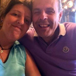 L'infermiera Laura Taroni e l'ex viceprimario del pronto soccorso di Saronno Leonardo Cazzaniga, arrestati dai carabinieri di Saronno il 29 novembre 2016, in una foto tratta dal profilo Facebook della donna. FACEBOOK +++ATTENZIONE LA FOTO NON PUO? ESSERE PUBBLICATA O RIPRODOTTA SENZA L?AUTORIZZAZIONE DELLA FONTE DI ORIGINE CUI SI RINVIA+++