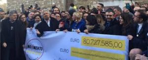 Restitution day M5s