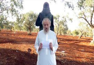Zanotti Sergio ostaggio Siria
