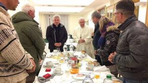 80 anni di Papa Francesco