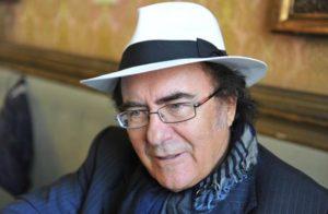 Al Bano Carrisi a Torino per presentare il suo nuovo concerto, Torino, 2 maggio 2016. ANSA/ALESSANDRO DI MARCO