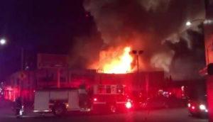 Incendio San Francisco