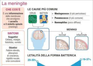Meningite grafico