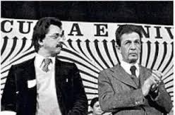 Occhetto e Berlinguer