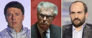 Renzi, Orfini e Zanda