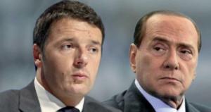 Renzi_Berlusconi