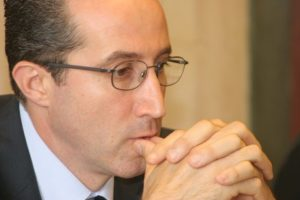 Armando Cusani presidente provincia di Latina de Divitiis Enrico/ANSA