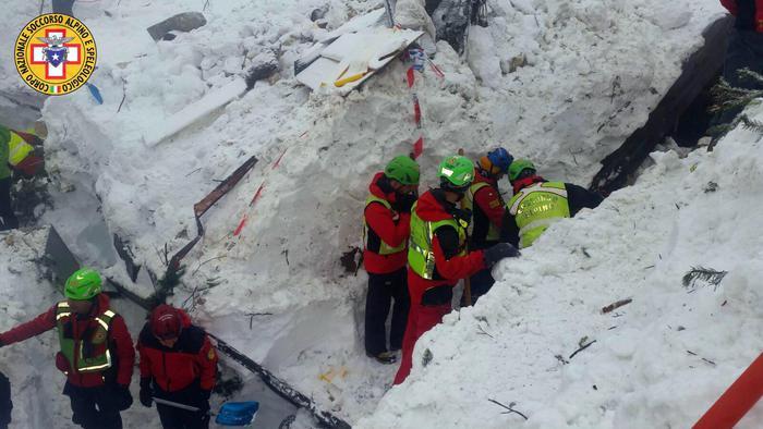 Rigopiano avalanche