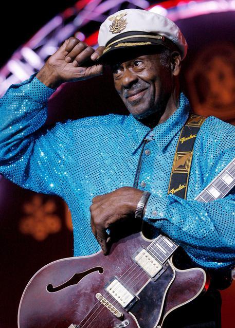 Chuck Berry turns 90