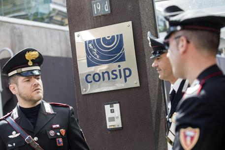 ++ Carabinieri e Gdf a Roma negli uffici della Consip ++