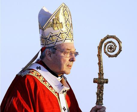 Pedofilia:cardinal Pell incriminato per reati sessuali