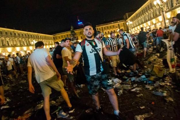 Torino panico