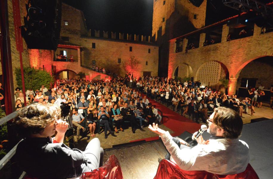 Biumor Castello della Rancia