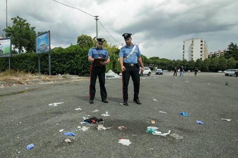 Uomo ucciso davanti a discoteca San Salvador a Roma