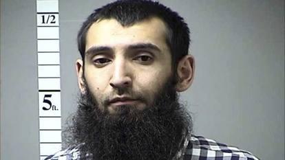 Attentatore di NY Sayfullo Saipov