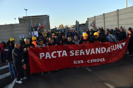 ILVA: Sciopero e manifestazione a Genova