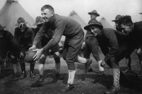 sport e grande guerra