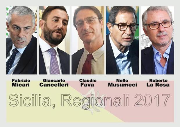 Candidati Sicilia