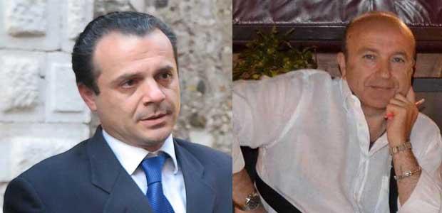 Cateno De Luca e Satta Carmelo