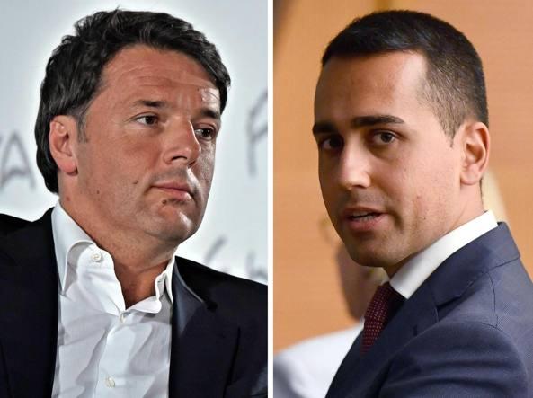 Di maio e Renzi