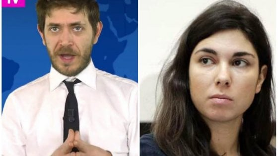 Giulia Sarti e fidanzato