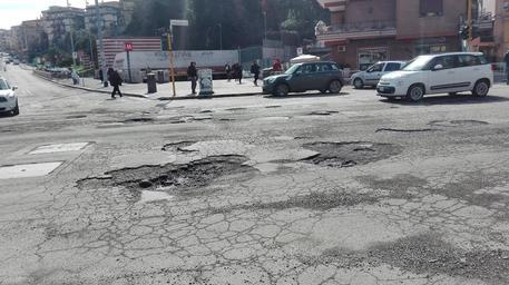 Maltempo:summit Campidoglio-municipi,pronto intervento buche