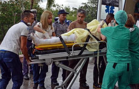 Three survivors after plane crash in Havana