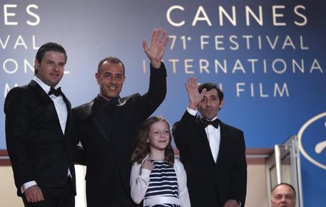 Dogman Premiere – 71st Cannes Film Festival