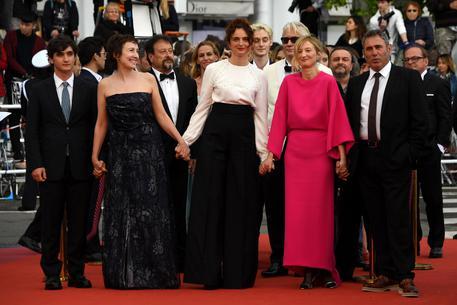 Happy As Lazzaro Premiere – 71st Cannes Film Festival