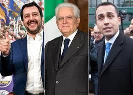 Salvini mattarella di maio