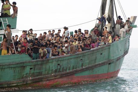 Barca migranti Yemen