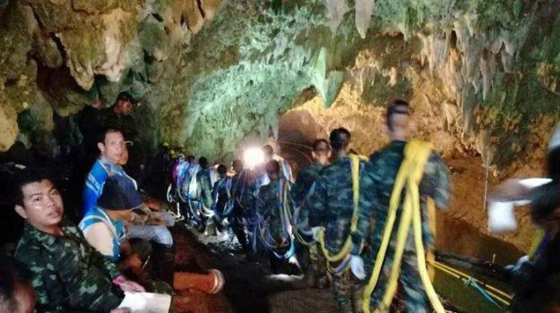 Grotta Thailandia 3