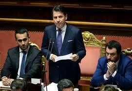 Conte Salvini Di Maio