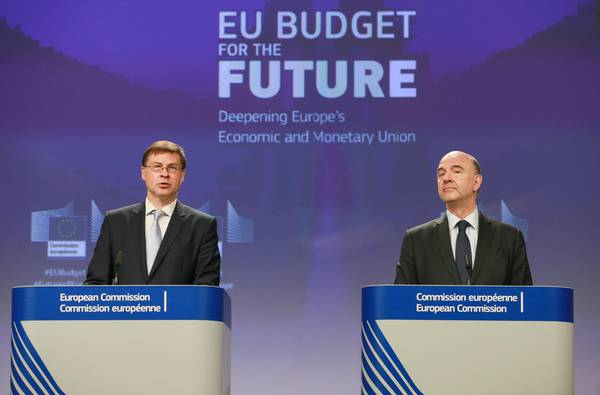 Press conference on  on the Economic and Monetary Union programmes