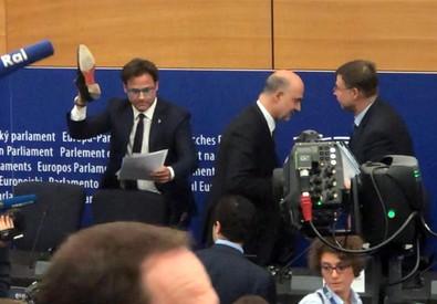 Scarpa contro Moscovici
