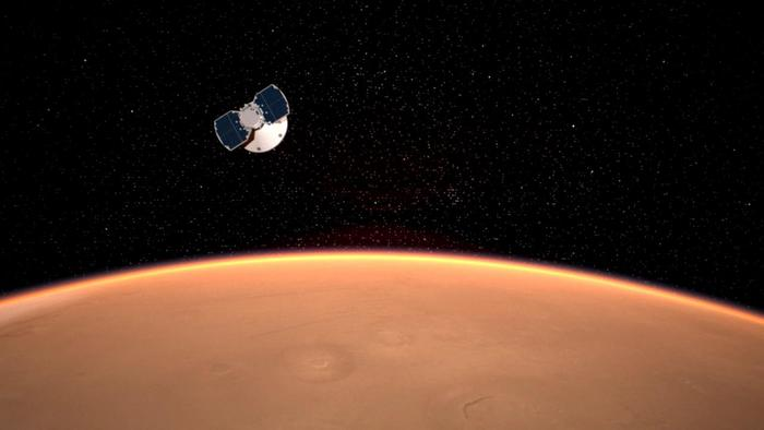 Sonda Insight su Marte