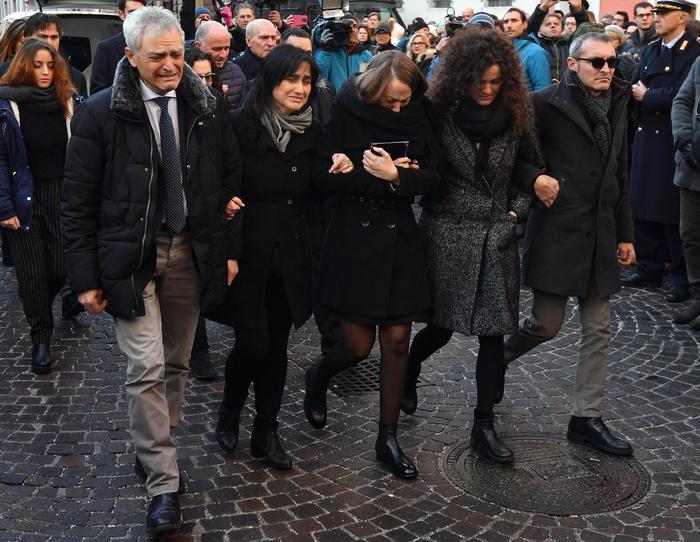 Strasburgo: salma Megalizzi in Duomo