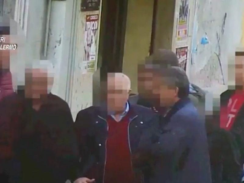 Mafia cupola arresti