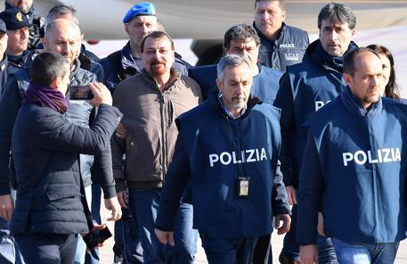 Ex leftwing terrorist Battisti back in Italy