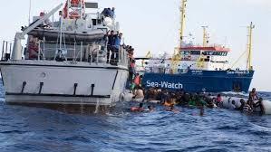 Navi di migranti