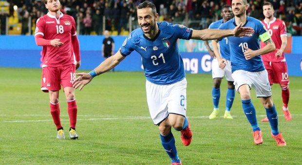 Soccer: Uefa Euro 2020; Italy-Liechtenstein