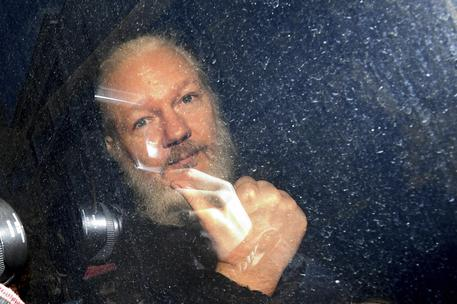 Assange dichiarato colpevole di violazione cauzione