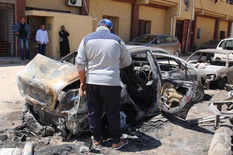 EMERGENZA LIBIA, '27MILA SFOLLATI E 1.800 BIMBI A RISCHIO'