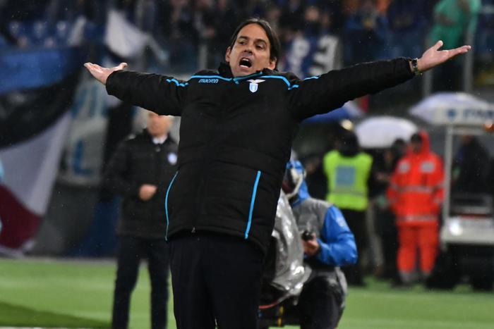 Soccer: Italy Cup final; Lazio-Atalanta