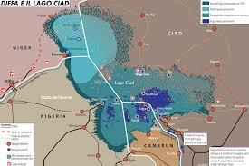 La Ciad divorato dal deserto