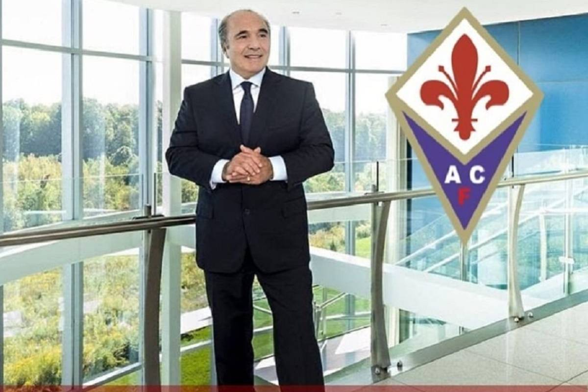 Rocco Commisso e la Fiorentina