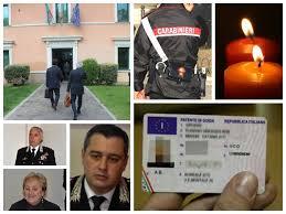 Carabiniere suicida